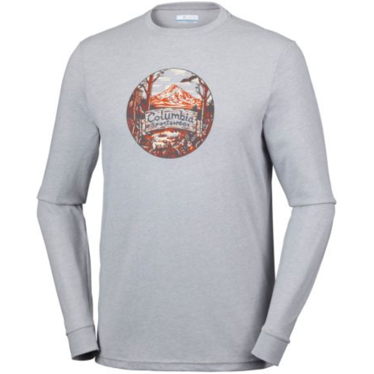 Maillot Columbia Riley Ridge™ (manches longues) - S Grey Heather