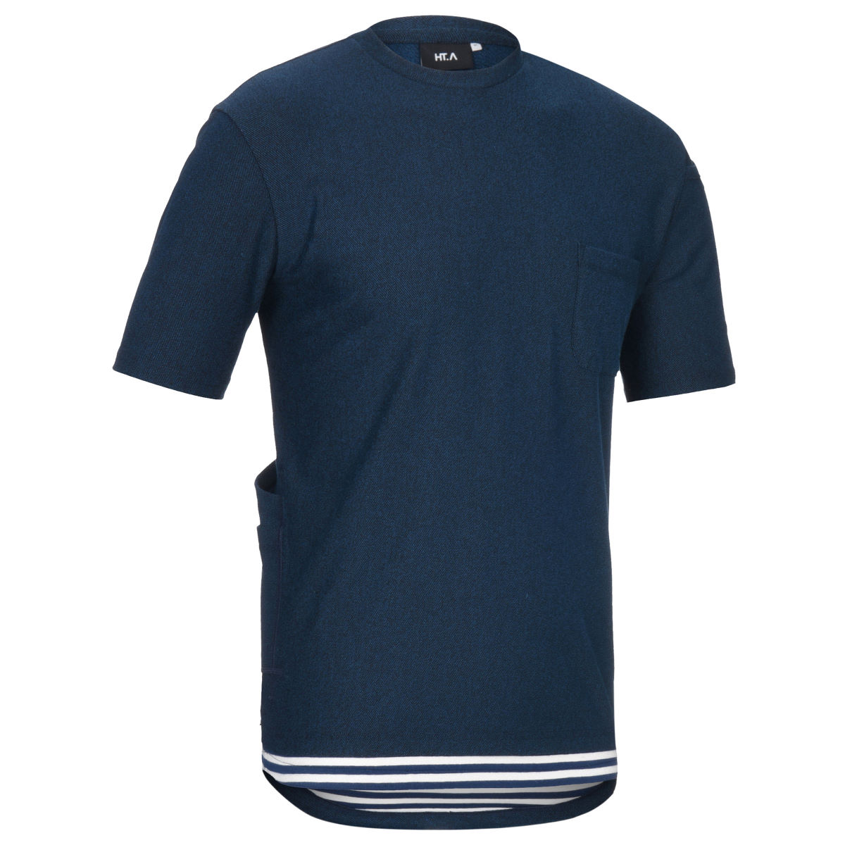 T-shirt Primal Waller Cargo - S Navy Blue T-shirts