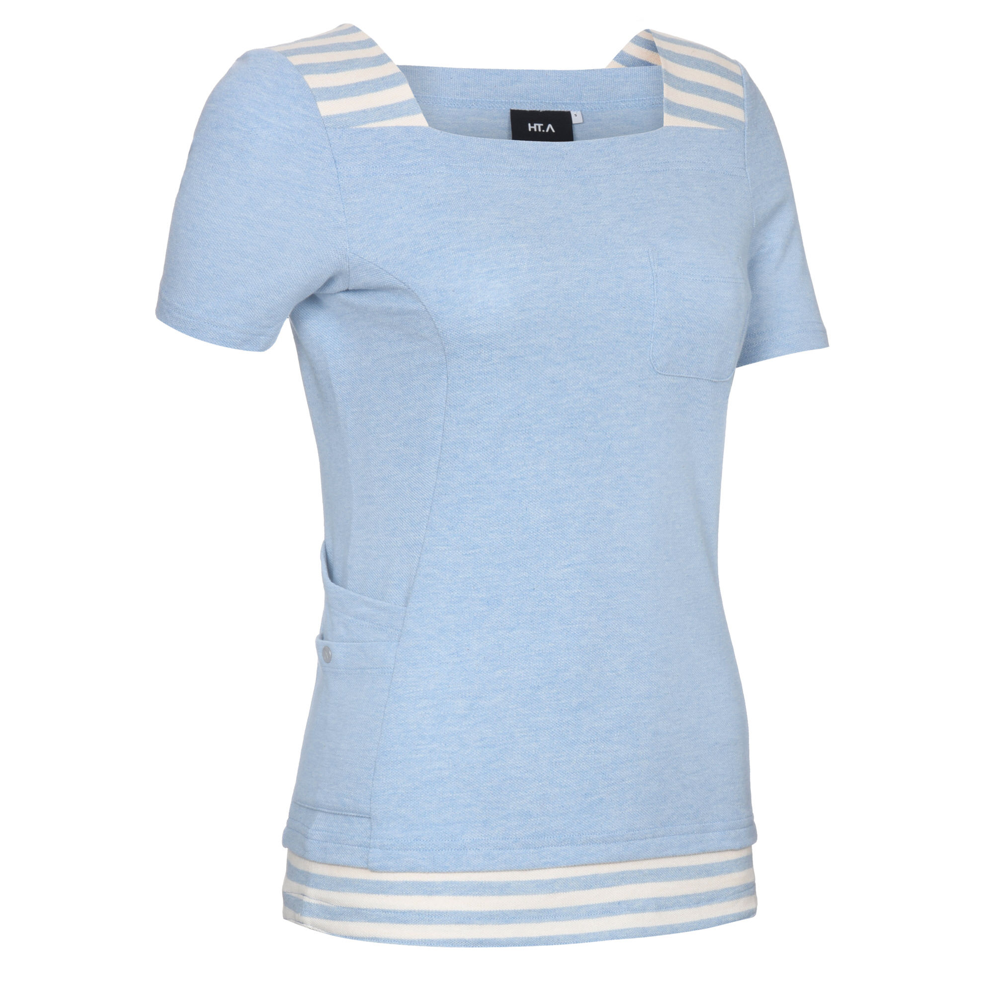 Wiggle primal women 39 s ht a pearl boat neck shirt t shirts for Boat neck t shirt women s