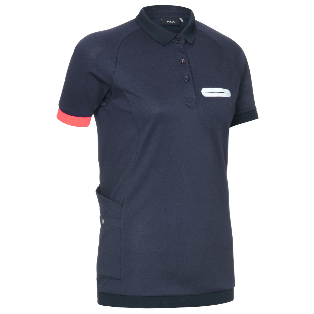 Polo Femme Primal Vaughan - S Bleu marine T-shirts