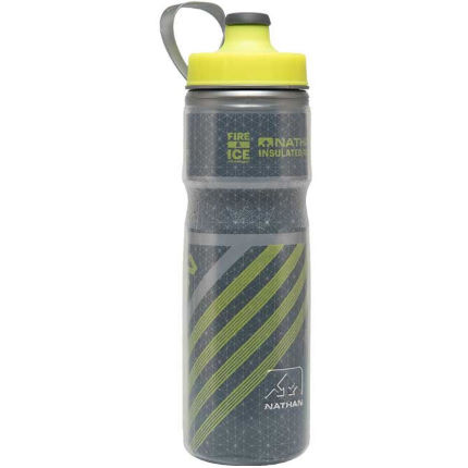 Nathan Fire and Ice 2 Hydration Bottle 600ml