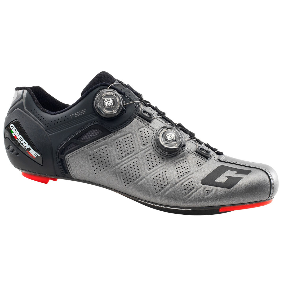 Chaussures de route Gaerne Carbon Stilo+ SPD-SL - EU 40 Anthrac