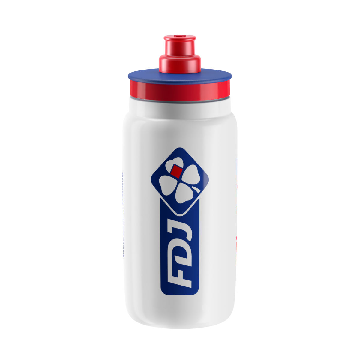 Elite Fly FDJ 2017 - One Size White/red/blue Bidons