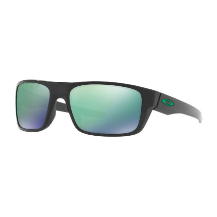 Occhiali da sole Oakley Drop Point Iridium (color giada)