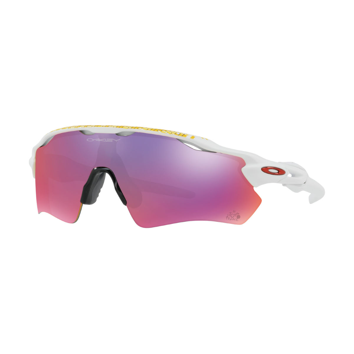 Lunettes de soleil Oakley Radar EV Path Tour De France - One Size