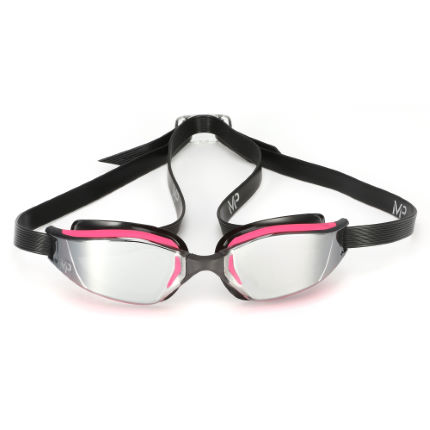 MP Michael Phelps Women's XCEED Mirror Lens Goggle