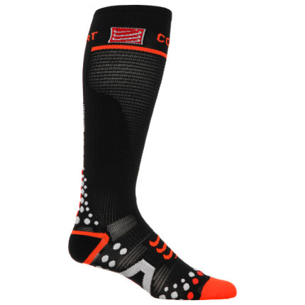 Compressport V2.1 Full Kompressionsstrumpor