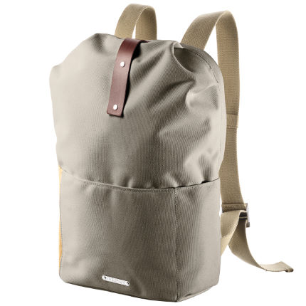 Brooks England Dalston Knapsack Rucksack (Medium)
