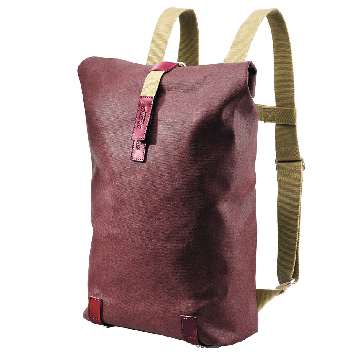 Sac à dos Brooks England Pickwick (taille S) - 12l Chianti/Maroon