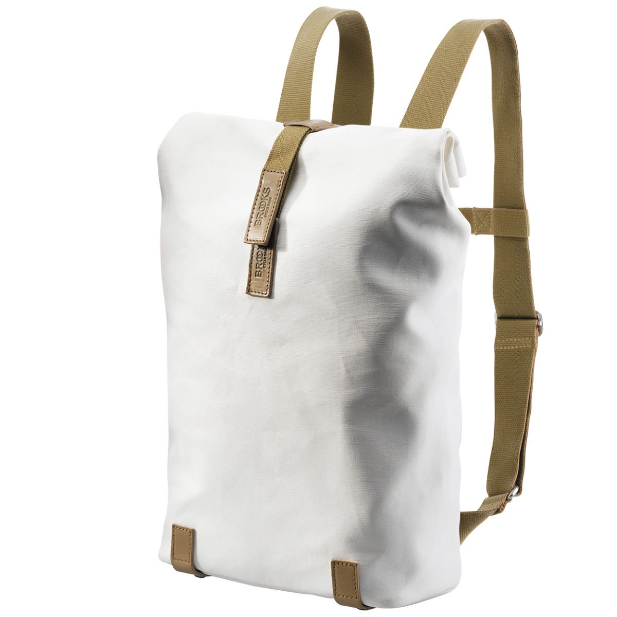 Sac à dos Brooks England Pickwick (taille S) - 12l White/Stone