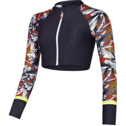 Speedo H2O Ultra Fizz Rash Top Frauen (RV)
