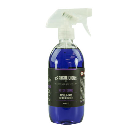 Crankalicious Rotorissimo 500ml Brake Cleaner Spray  One Size