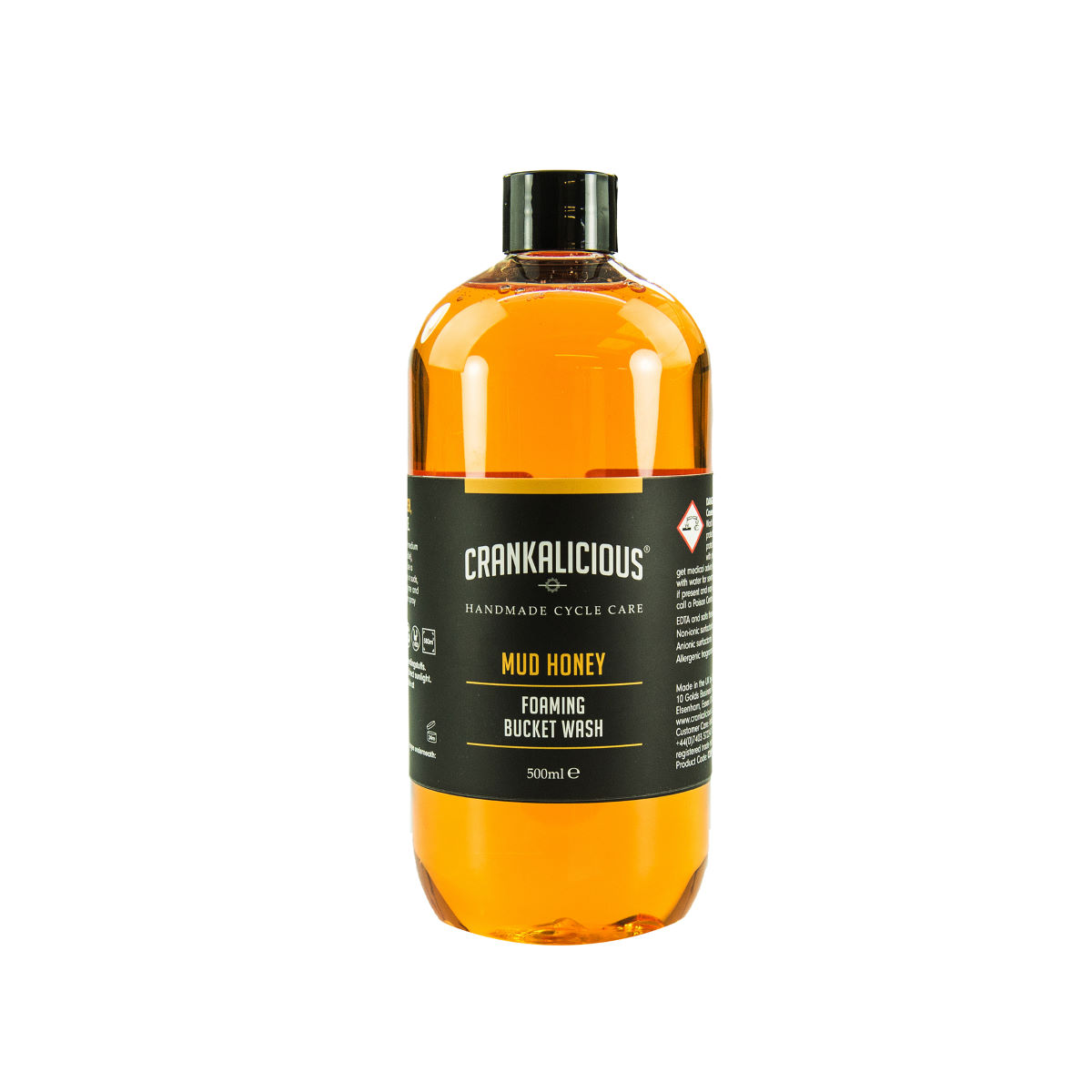Crankalicious Mud Honey 500ml Foaming Bucket Wash  One Size - Productos de limpieza
