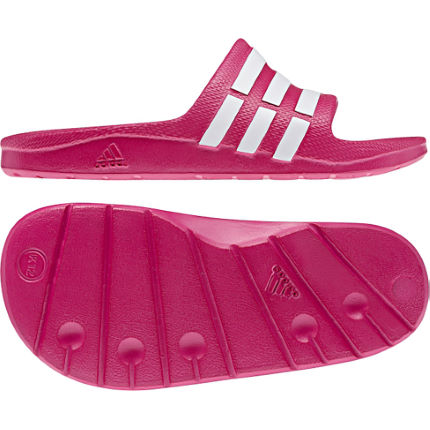 Adidas Duramo Slides Sandals (Junior)