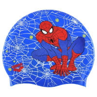 Arena Marvel Spiderman Silicone Swim Cap
