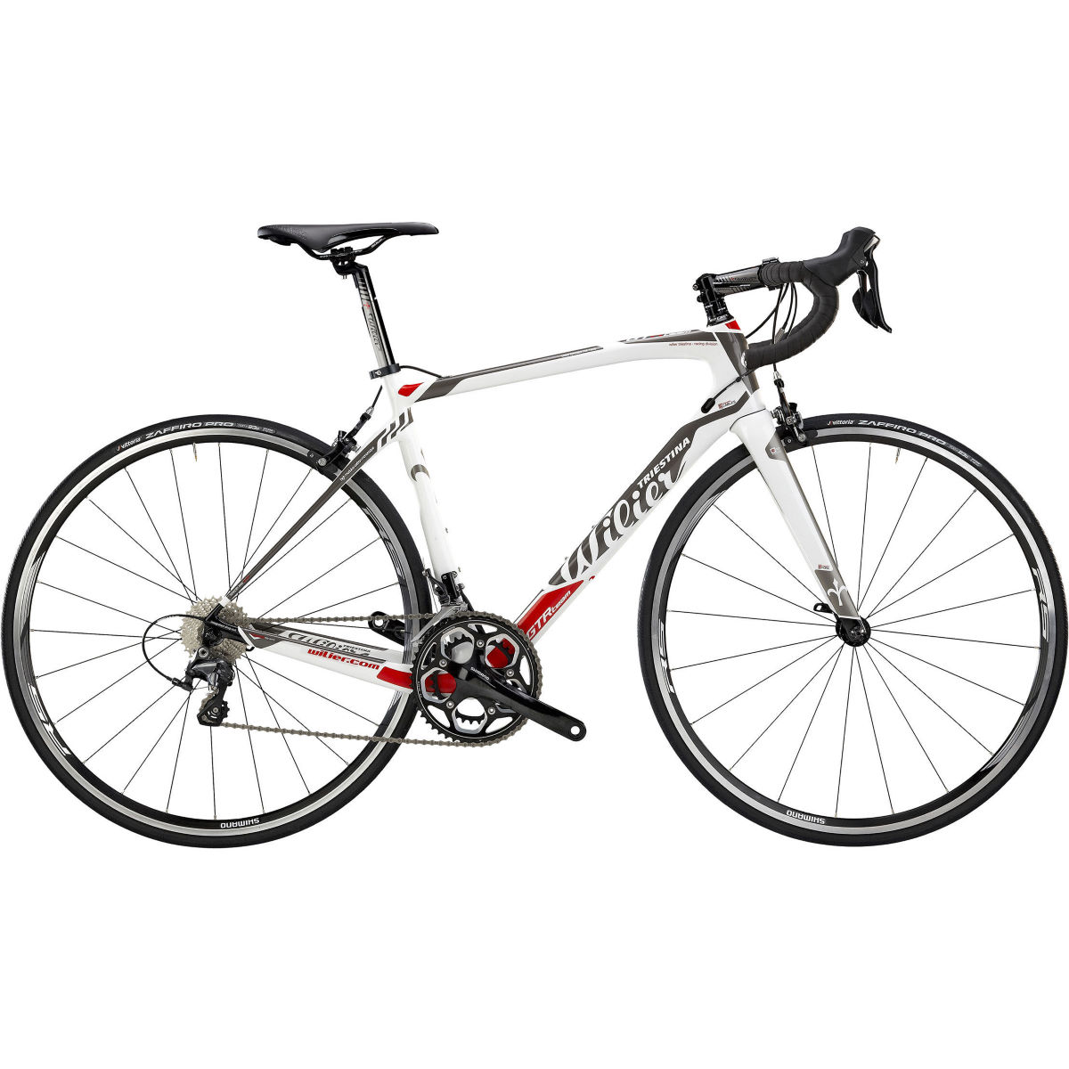 Vélo de route Wilier GTR SL Endurance (105, 2017) - XL Stock Bike