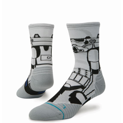 Stance Star Wars Storm Trooper Run Crew