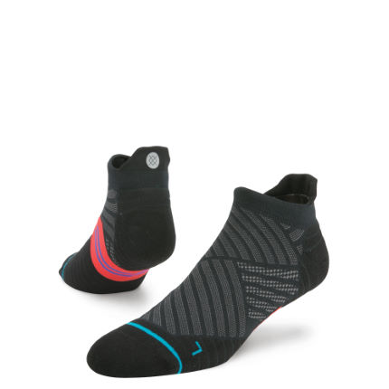 Stance Black Ice Tab Run Socklet