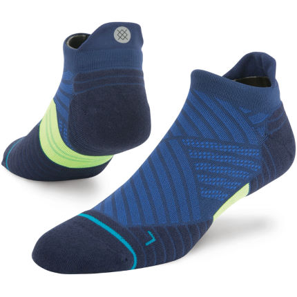 Stance Royal Ice Tab Run Socklet