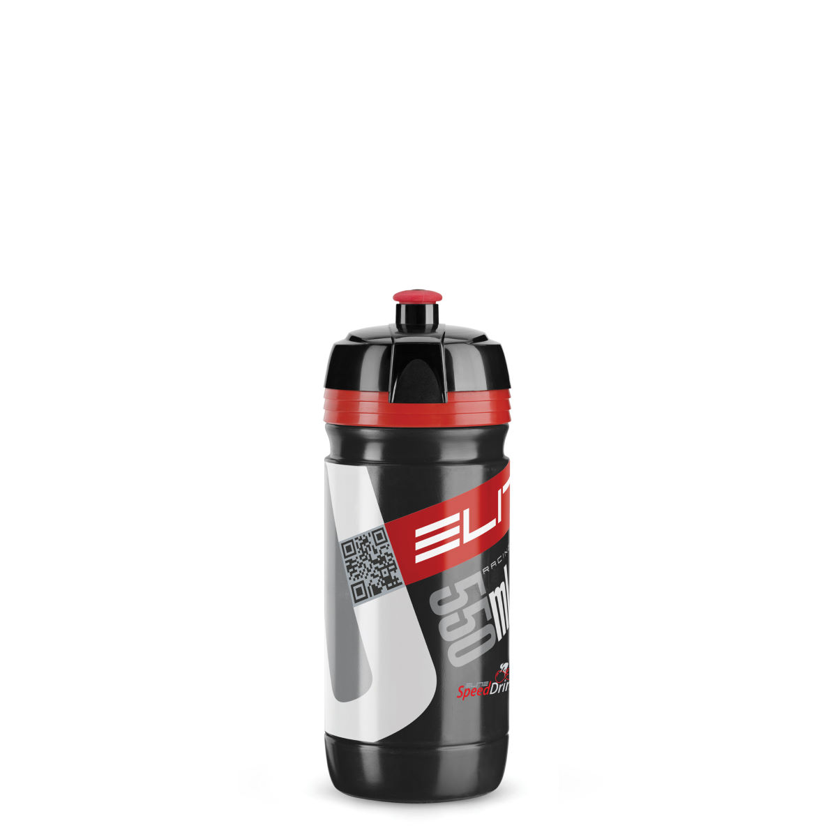 Bidon Elite Corsa Elite (550 ml) - Taille unique Black Red
