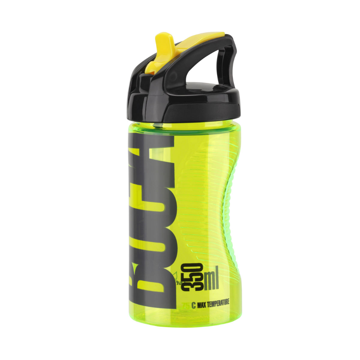 Bidon Elite Bocia (350 ml) - One Size Jaune Bidons
