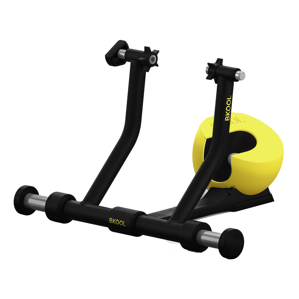 Home trainer Bkool Smart Pro II - One Size Noir/Jaune