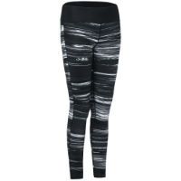 dhb Womens Training Print Tight - Stripe