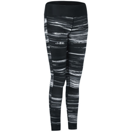 dhb Stripe sportlegging voor dames (lang)