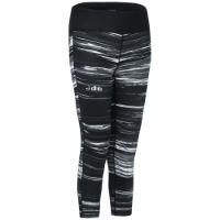 Leggings donna dhb (a 3/4, righe)