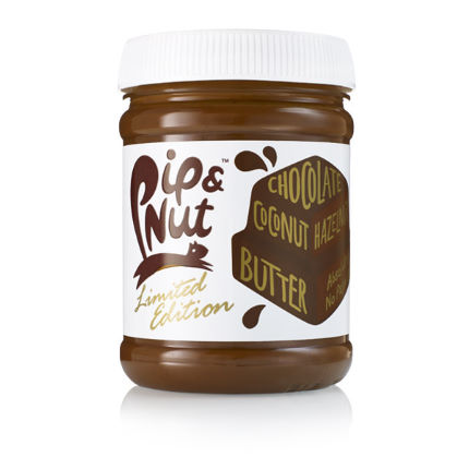 Pip and Nut hazelnoot- en chocoladepasta (225 g)