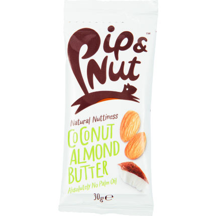 Pip and Nut Coconut Almond Butter Squeeze Pack (20x30g)