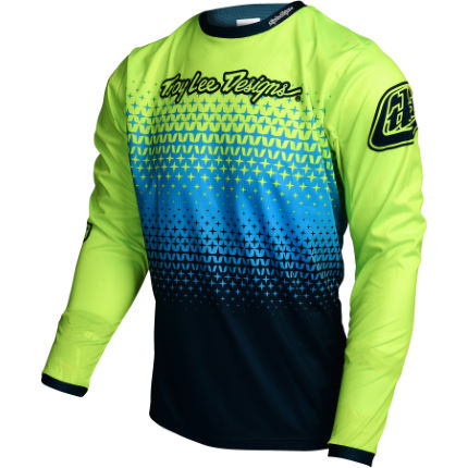 Troy Lee Designs Kids Sprint Starburst Jersey