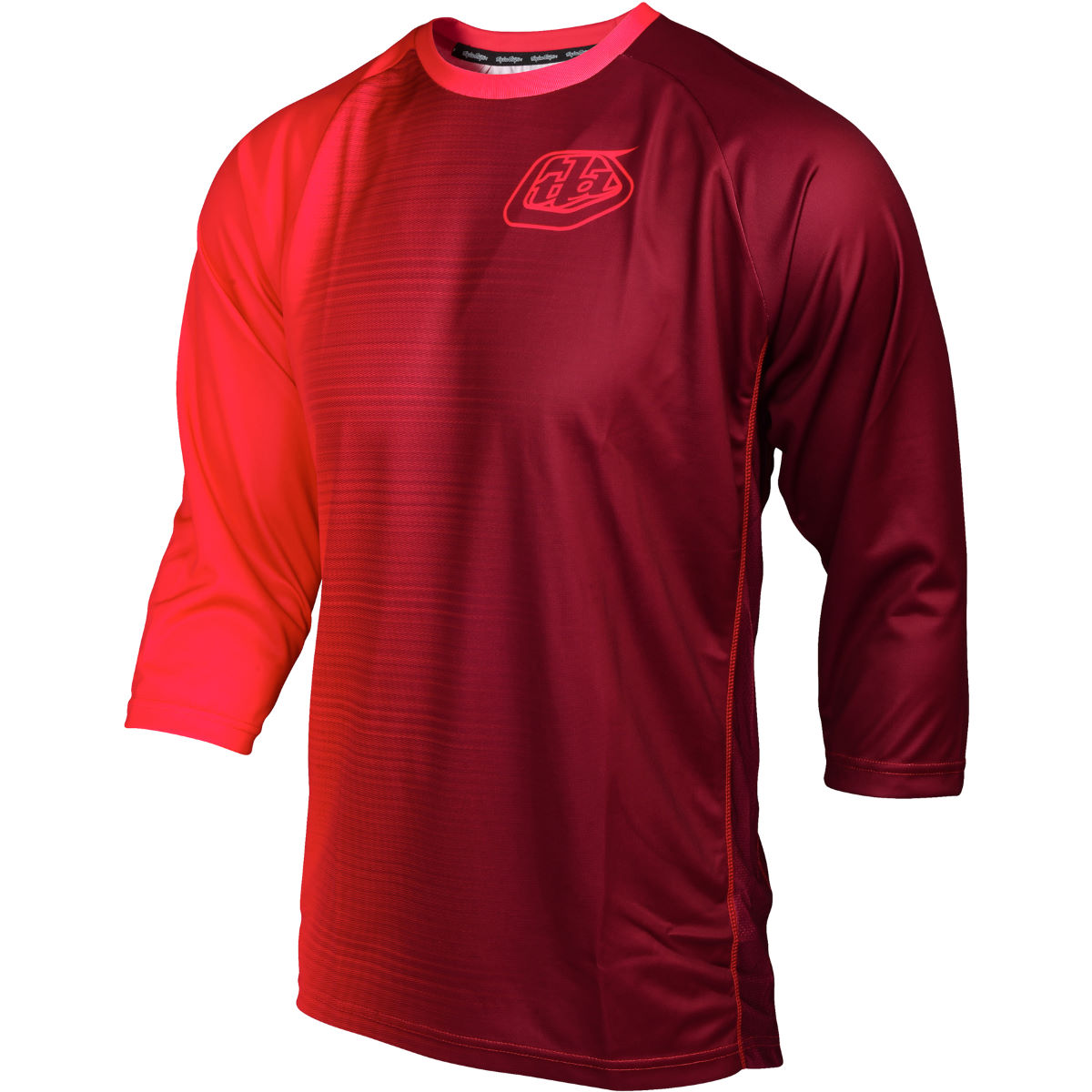 Maillot Troy Lee Designs Ruckus 50/50 - S 50/50 Red