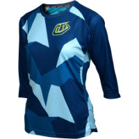 Troy Lee Designs Ruckus Chop Radtrikot Frauen
