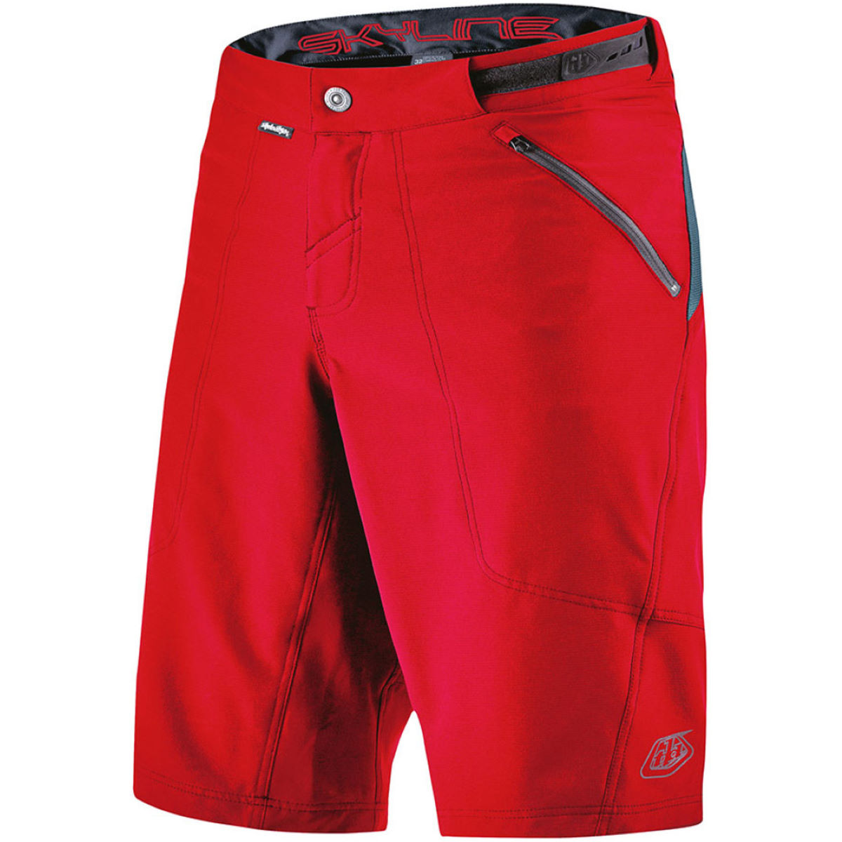 Short Enfant Troy Lee Designs Skyline - 26 Rouge Shorts VTT