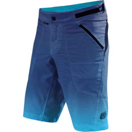 Troy Lee Designs Skyline Dissolve Blue Shorts