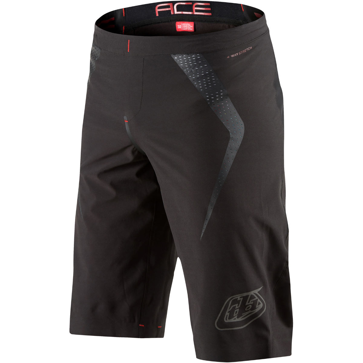 Short Troy Lee Designs Ace 2.0 - 30 Noir Shorts VTT