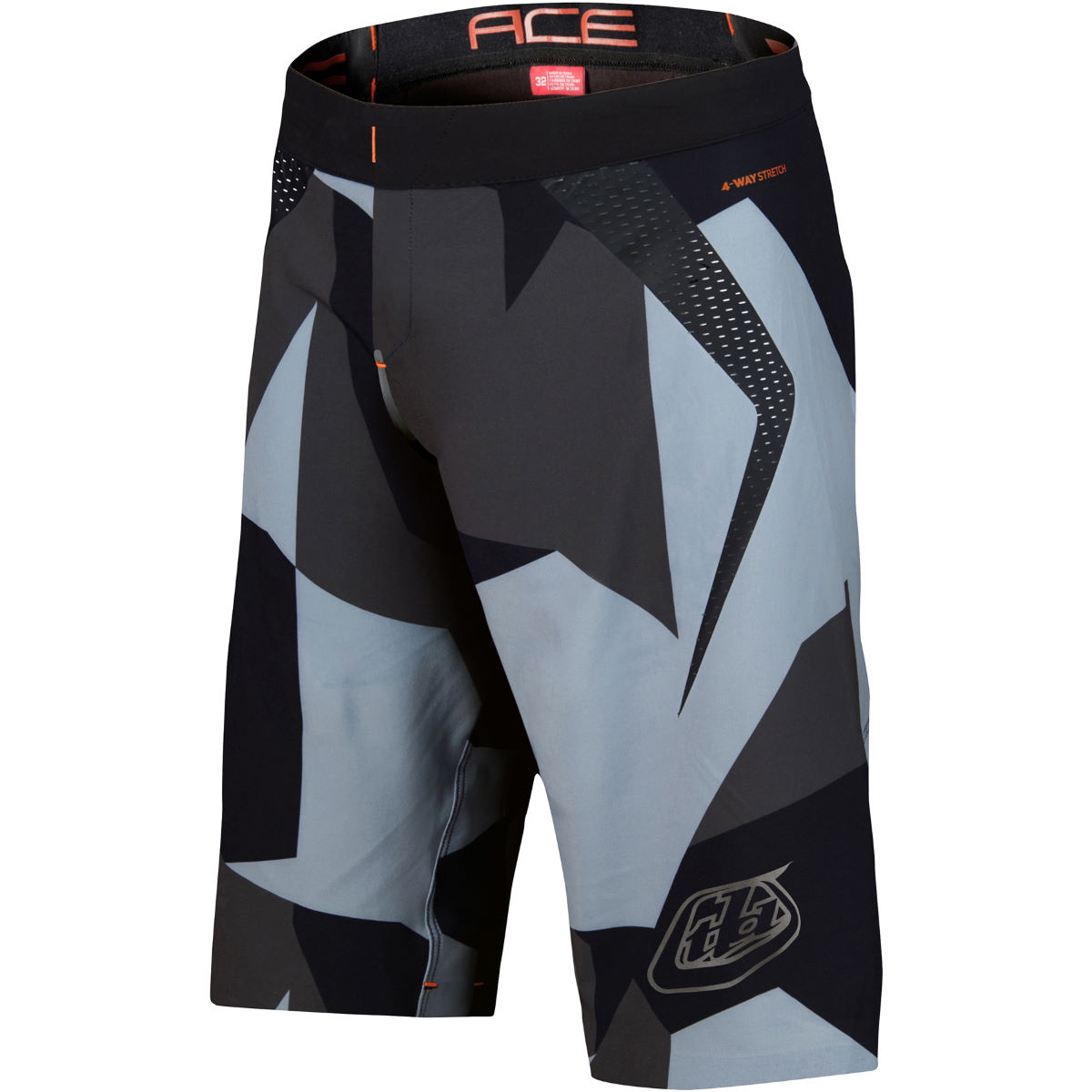 Short Troy Lee Designs Ace 2.0 Chop - 30 Chop Concrete Shorts VTT