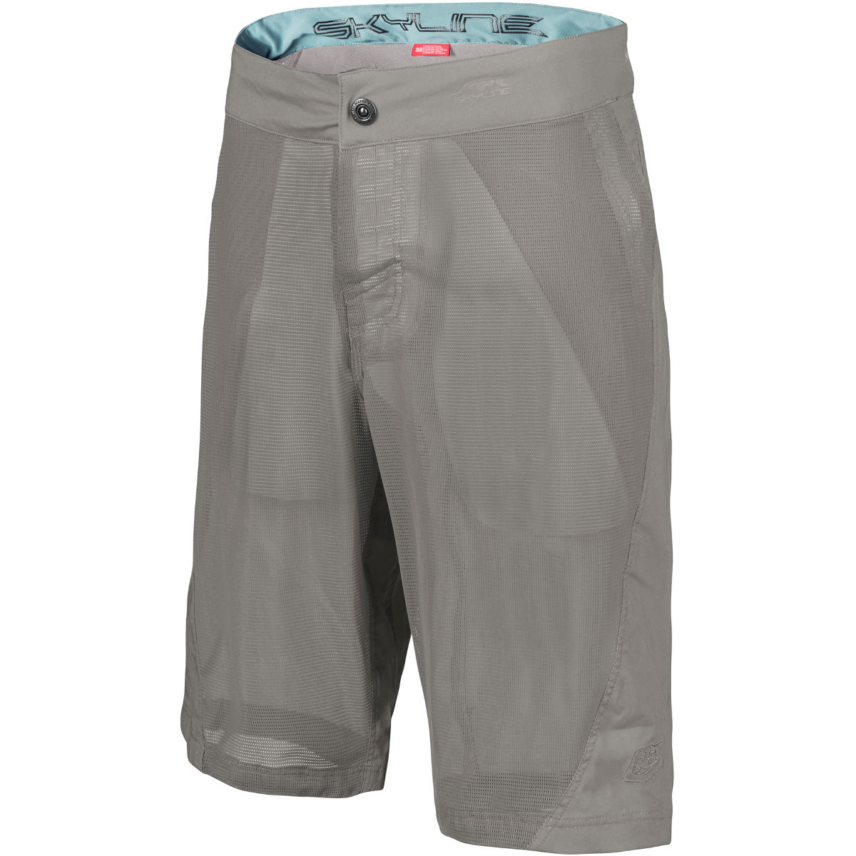Short Troy Lee Designs Skyline Air - 30 Gray Shorts VTT