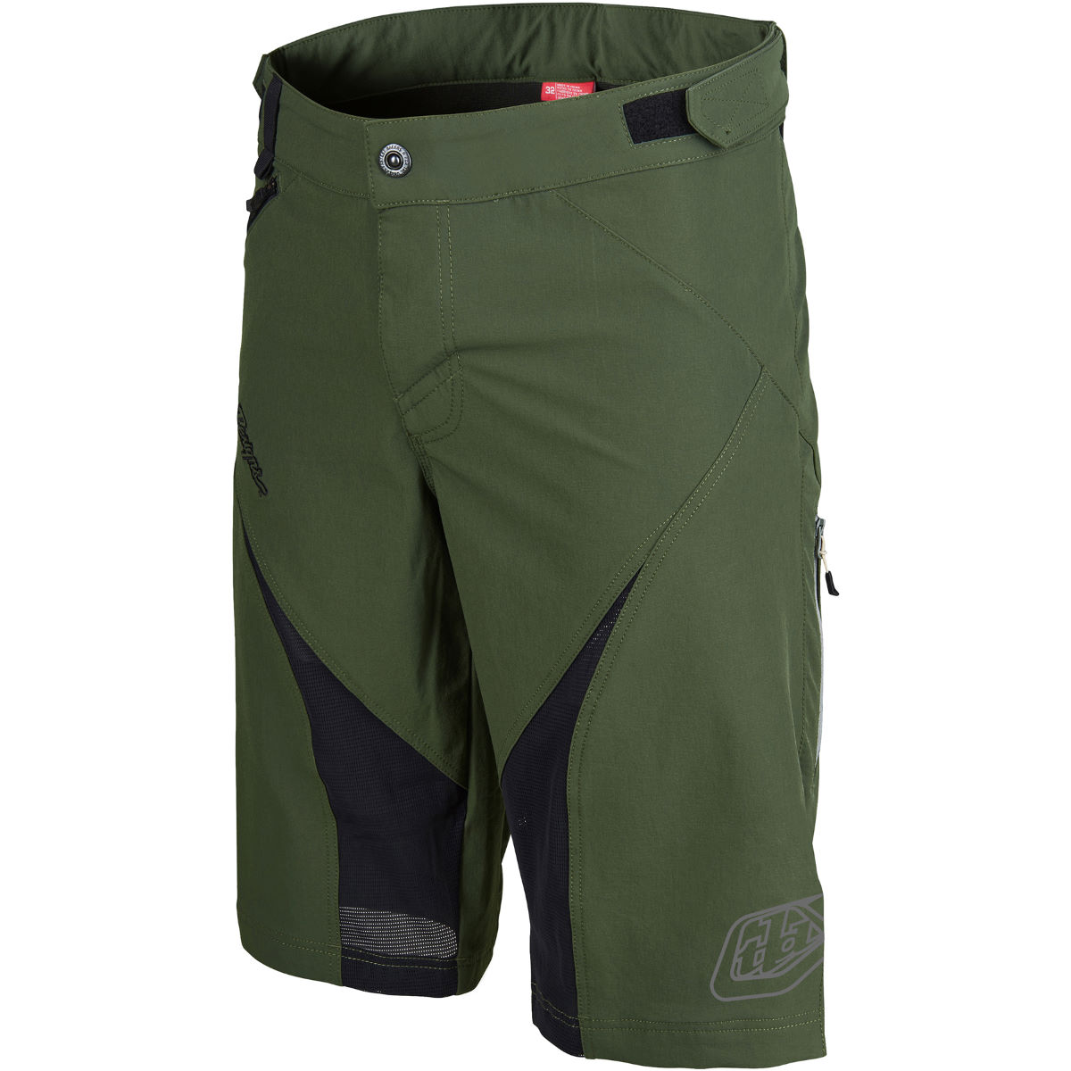 Short Troy Lee Designs Terrain - 28 Army Green Shorts amples