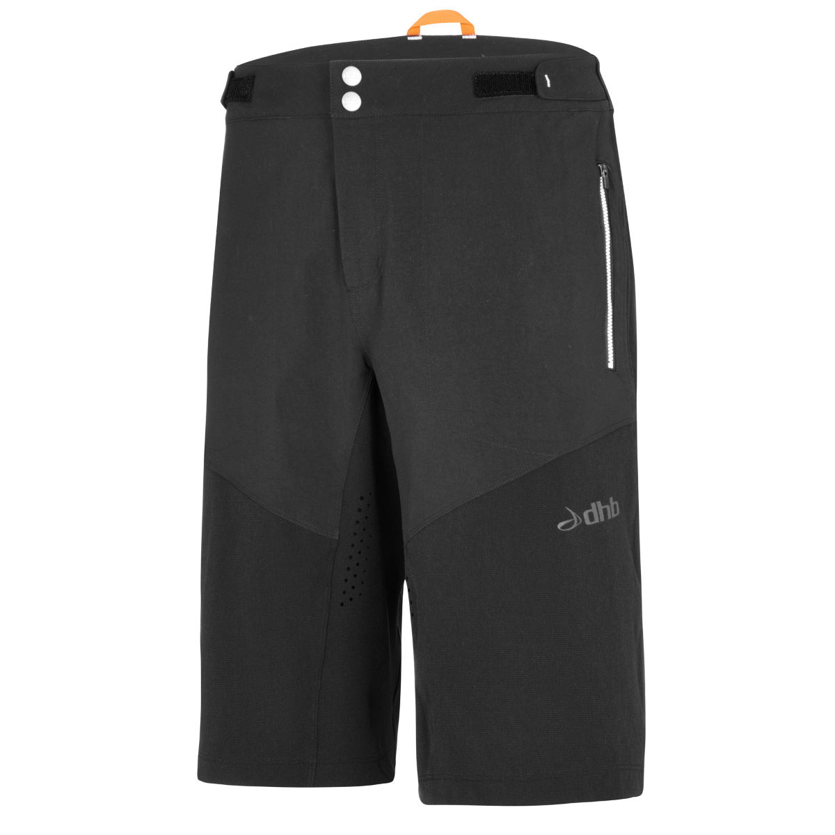 Short baggy VTT dhb Trail Pro - Small Noir Shorts VTT