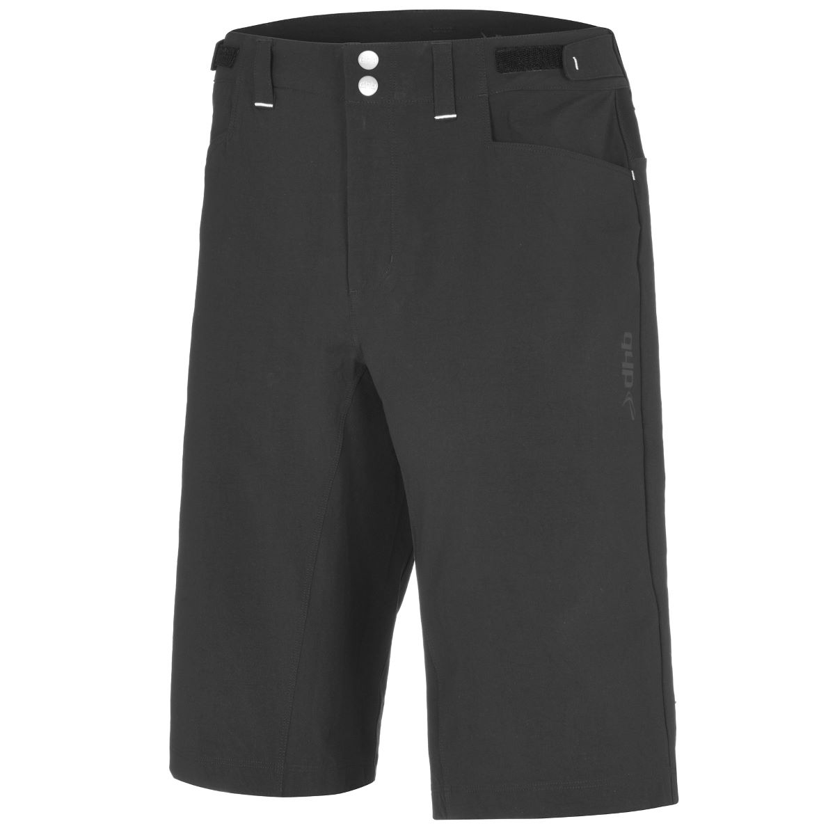Short baggy VTT dhb Trail - Small Noir Shorts VTT