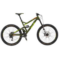 GT Sanction Comp mountainbike (2017)