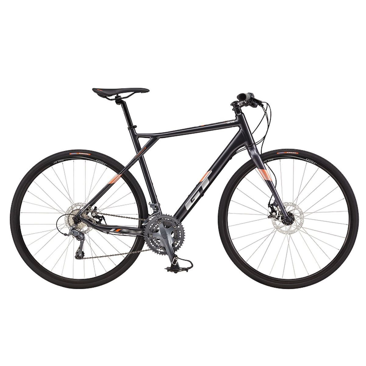 Vélo de route GT Grade AL FB Elite (aventure, 2017) - 58cm Stock Bike