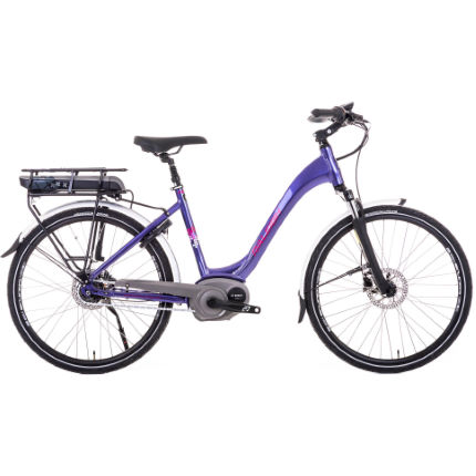 Raleigh Captus (Low Step - Nexus - Bosch) Electric Bike