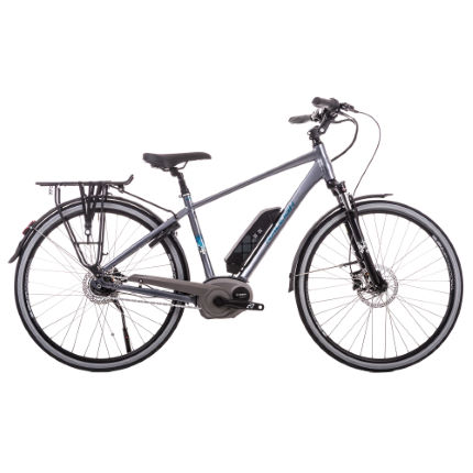 Raleigh Captus (Crossbar - Nexus - Bosch) Electric Bike