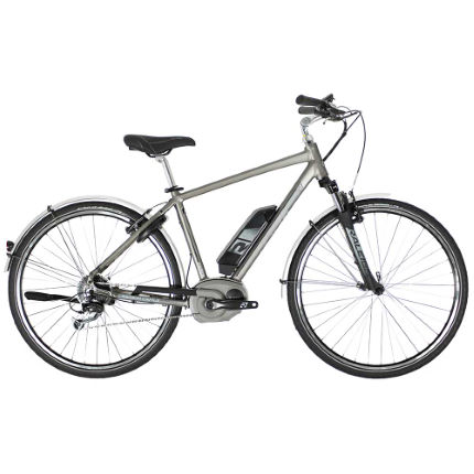 Raleigh Captus (Crossbar - Bosch) Electric Bike