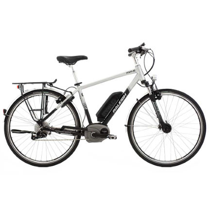 Raleigh Motus (Crossbar - SRAM - Bosch) Electric Bike