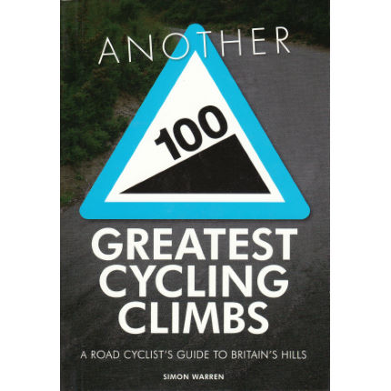 Cordee Another 100 Greatest Cycling Climbs Buch (auf Englisch)