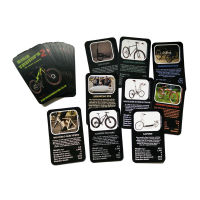Cordee Bike Trumps Playing Cards